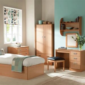 Tough Furniture bedroom