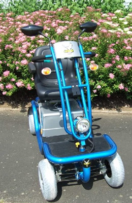 Voyager scooter