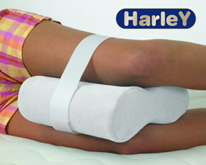knee pillow from Harley bed care range