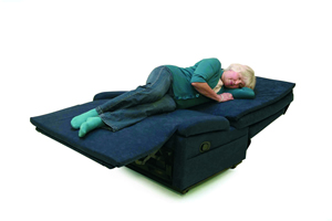 Theraposture Chair Bed