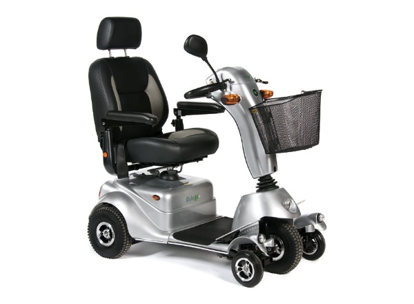 Image of Plus 5 wheel scooter