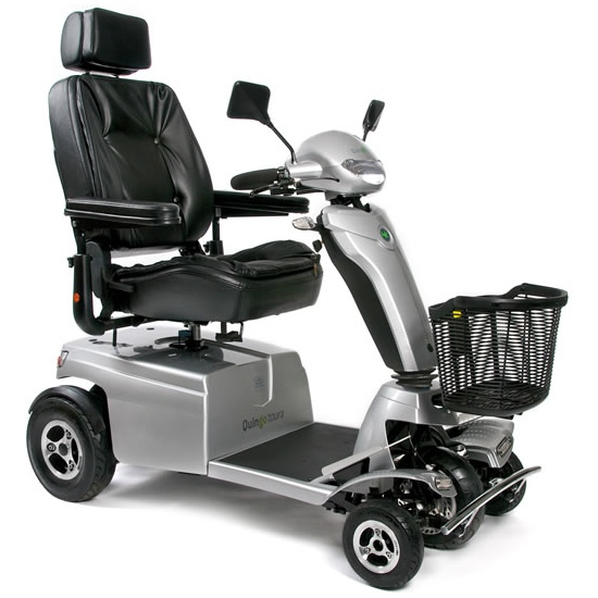 image of Toura mobility scooter