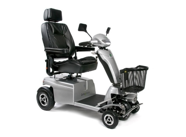Image of Toura five wheeled scooter