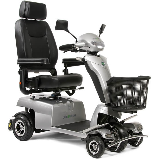 image of VItess scooter