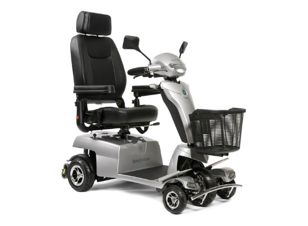 Image of Quingo Vitess mobility scooter