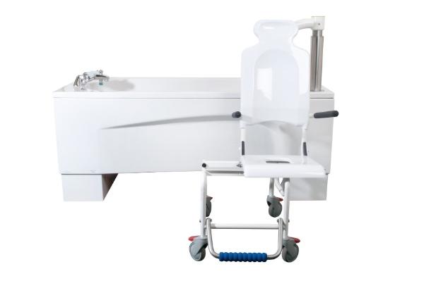 Syncra standard modular bathing system
