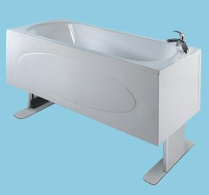 Aquanova 1800 series bath