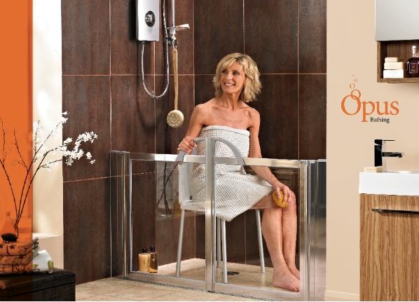 Opus Bathing's free brochure