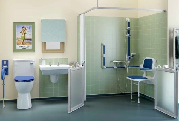 dementia friendly bathroom design - Uk Bathroom Design