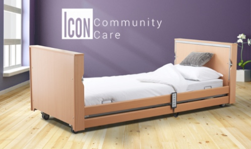 Nexus Icon community care bed
