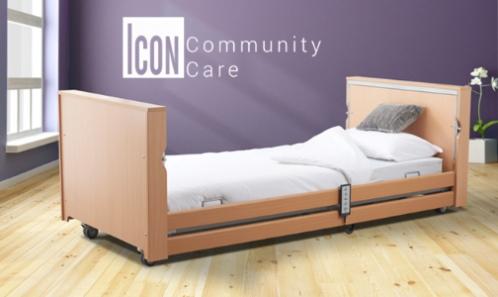 Nexus Icon community care bed