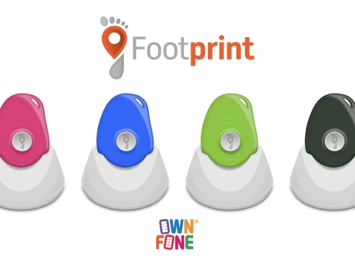 Ownfone footprint