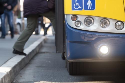 Public transport still inaccessible