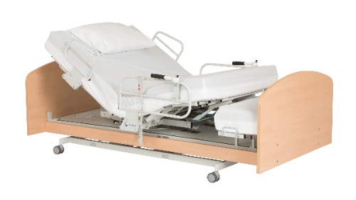 bariatric Rotoflex bed