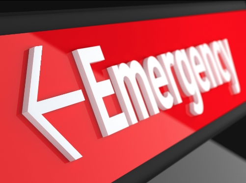 Coping with an emergency