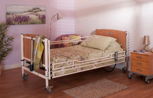 Drive DeVilbiss Sidhil Solite Pro bed