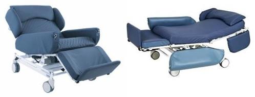 Ultra Cura Care chair