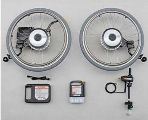 Motion drive plus components