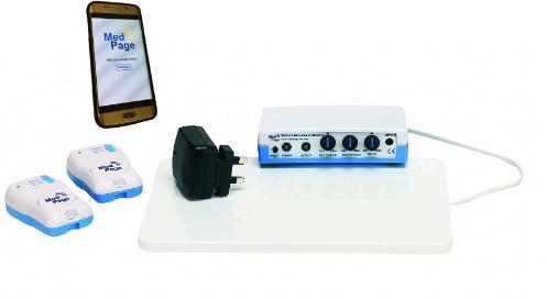 MP5V2-S epilepsy monitor