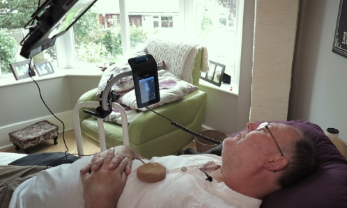 Alan Livett uses Comfier and MAP for managing comfort and pressure in bed