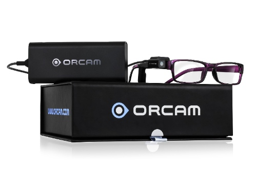 Orcam MyEye wearable device