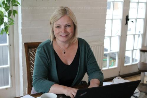 Belinda Schwehr talks CASCAIDr