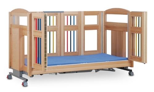 Mascot Fully Modular Cot 183 Independent Living