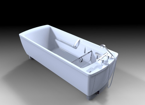 Avero bath for bariatric users