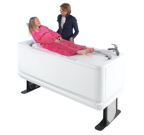 ABACUS Gemini assistive bath