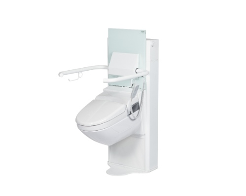 Smart Home toilet riser