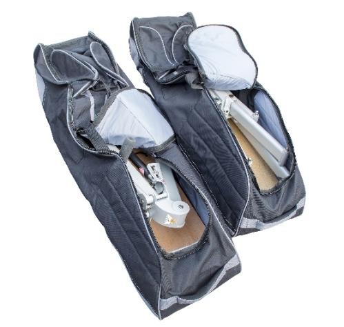 Flex-lift in bags
