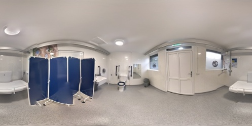 Alton Towers Changing Places 360
