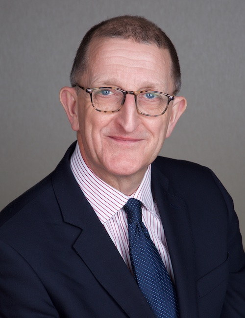 David Isaac, chair of the EHRC