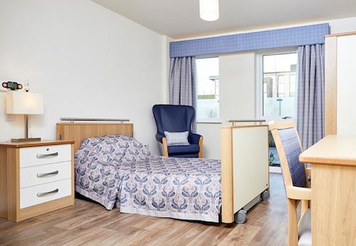 Prosafe bed at Vida Grange care home