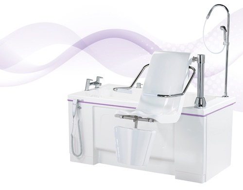 Gainsborough bath with BioCote
