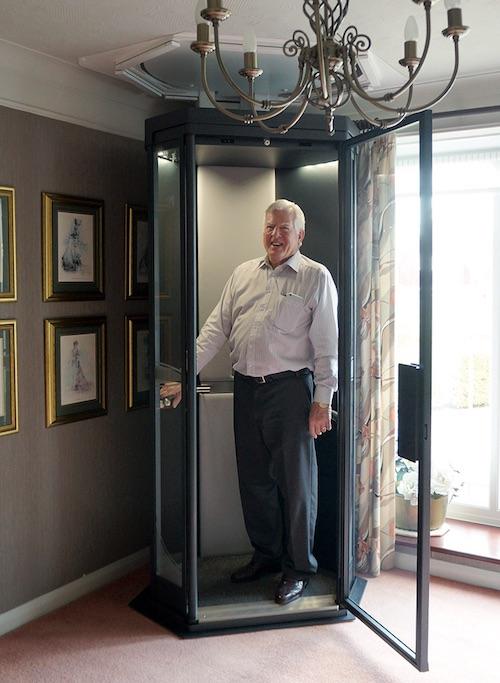 Lifestyle home lift case study