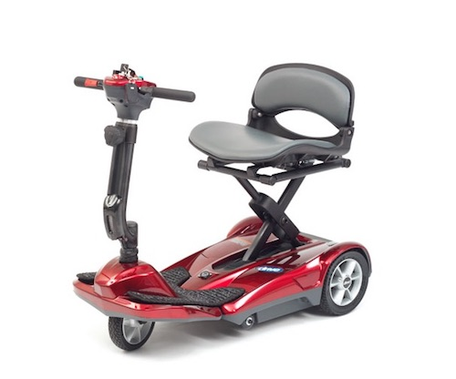 Folding scooter from Manage at Home