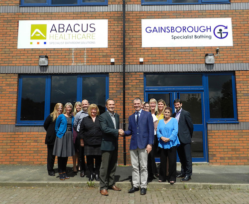 Gainsborough Baths restructure and relocate