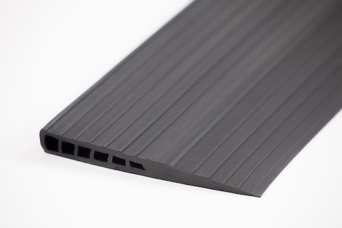 Rubber threshold ramps from the Ramp People