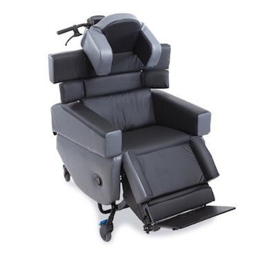 CareFlex SmartSeatPro for pressure and postural management