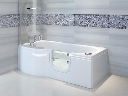 Walk-in shower baths ·