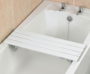 Slatted bath board from Manage at Home