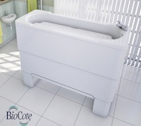 Gemini 2000 assisted bath