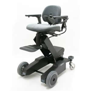 elevating seat wheelchair