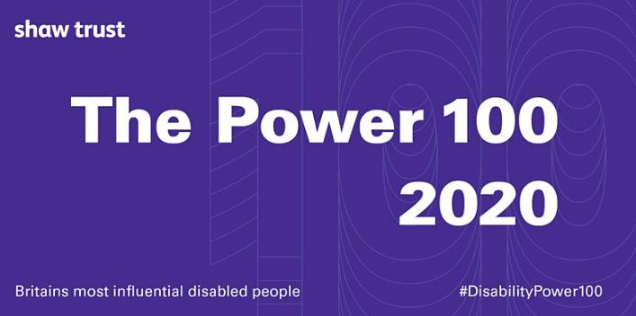 Power 100 list 2020